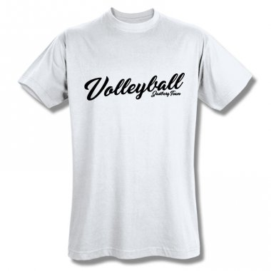 Style T-Shirt Volleyball