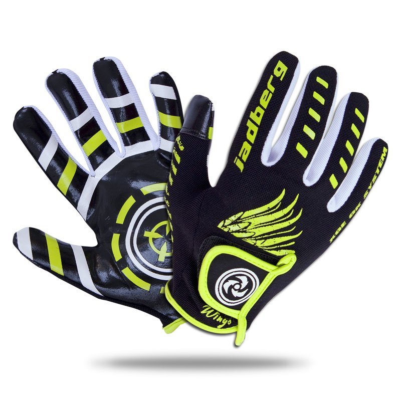 Florbalové brankařské rukavice Jadberg WINGS