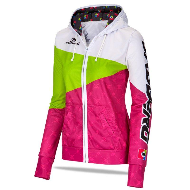 Jadberg Niki růžová-zelená-bílá