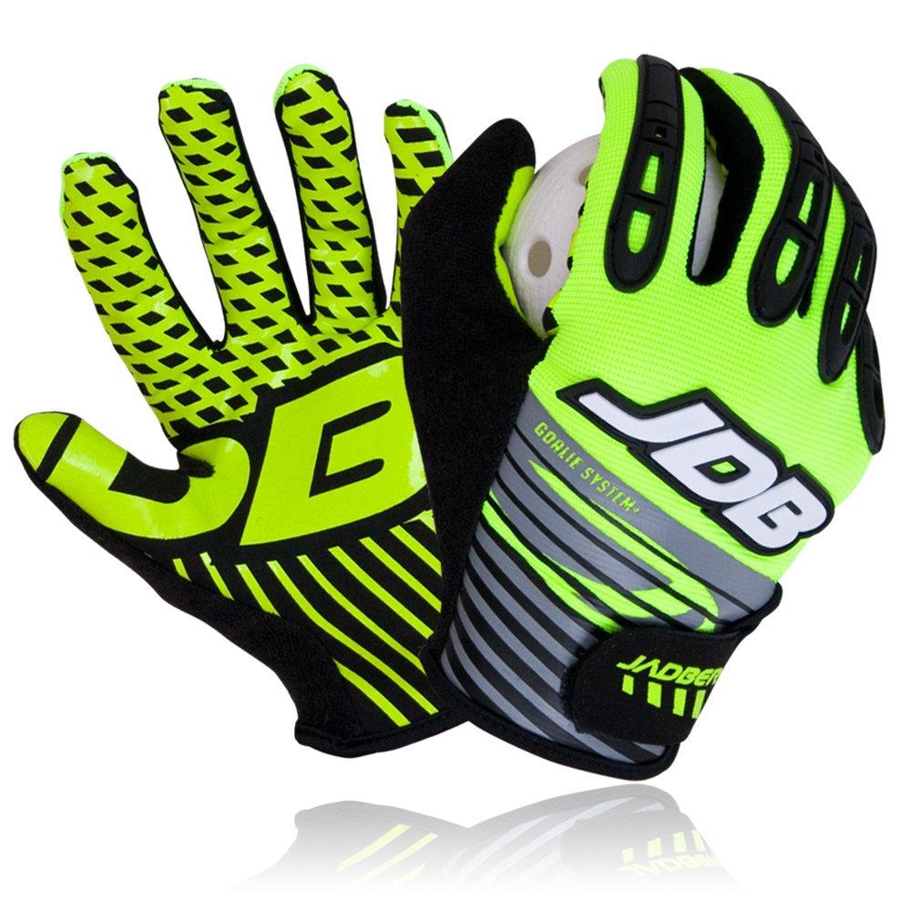 Florbalové brankařské rukavice Jadberg-Rodeo