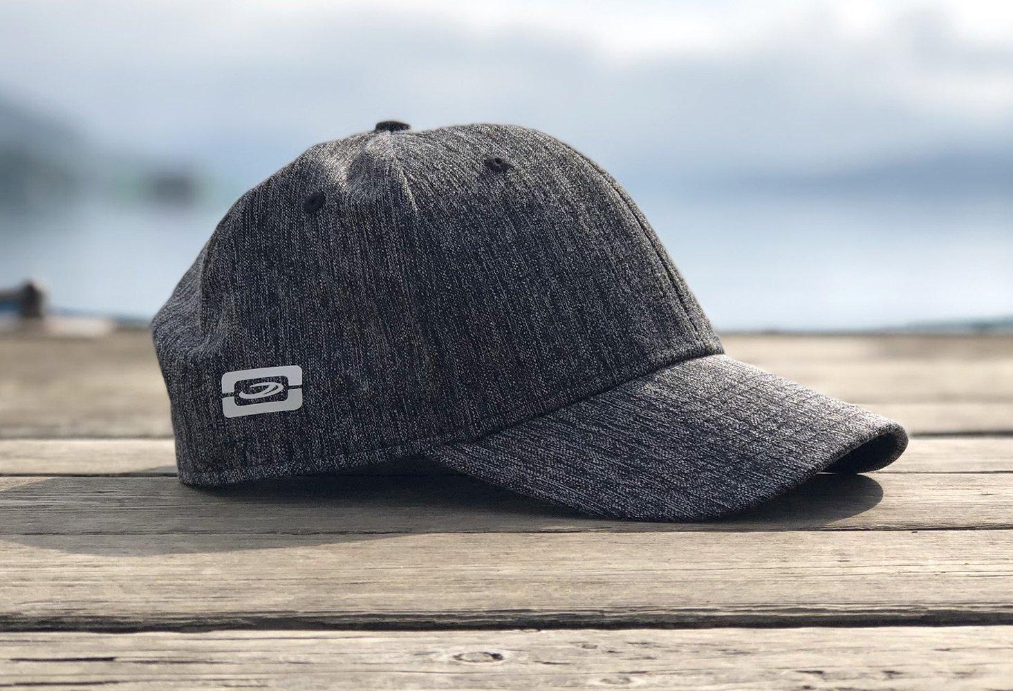Kšiltovka Jadberg Base Cap šedá