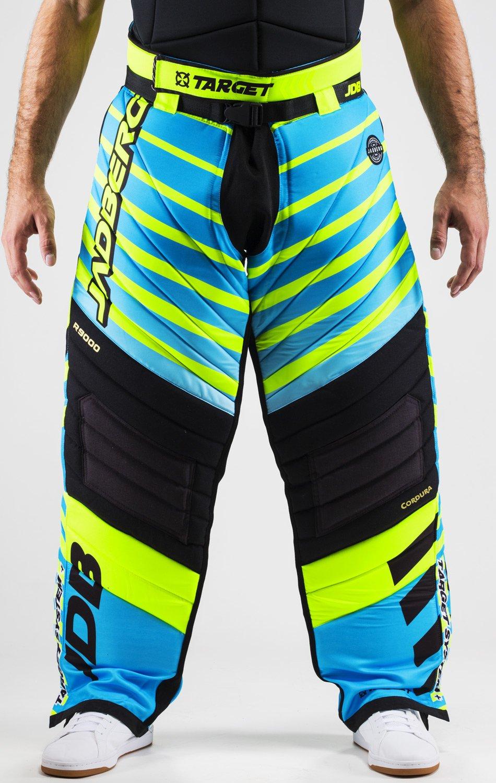 Florbalové brankařské kalhoty Jadberg Target Pants-R9000