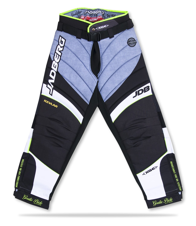 Florbalové brankařské kalhoty Jadberg-XGE Pants Adjust